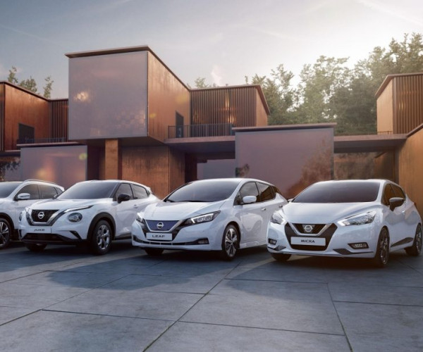 ABD Nissan - modellen range - five deals