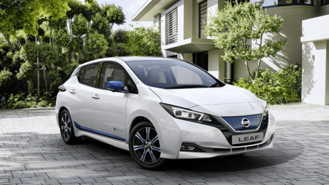 ABD nissan private lease Nissan Leaf